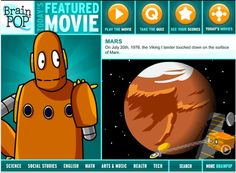 TOP 100 FREE APPS FOR KIDS - BRAINPOP FEATURED MOVIE!   This app is ranked No. 1 on our Editor's Top 10 and is my favorite review ever (that I've written).     There are in-app subscriptions that can be purchased, but plenty of content without them and I cannot recommend this app highly enough.