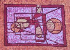 New batik by Kevin Houchin.