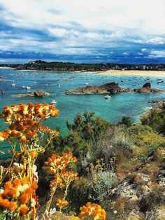 Vue de Saint-Lunaire | par sb_art_creativity