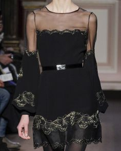 Andrew Gn Ready To Wear Autumn 2013