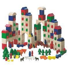 Little Amsterdam Blocks