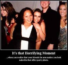 that awkward moment..