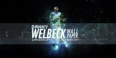 Danny Welbeck wallpaper, header and cover