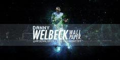 Danny Welbeck wallpaper, header and cover