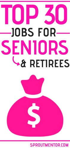 Did you know that seniors and retirees can also make money online? Check out these work from home jobs for people looking for ways to acquire some extra finance and money during their spare time. These online sides are simple and can be done by anyone even people without a college degree.
