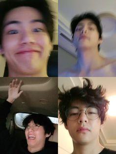 Bts Taehyung, Bts Bangtan Boy, Foto Bts, Kpop, V Bts Wallpaper, Bts Meme Faces, Bts Memes Hilarious, Bts Aesthetic Pictures, Bts Lockscreen