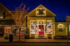 Christmas - St. Michaels,, Maryland
