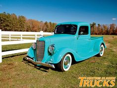 1936 Ford Pickup Truck