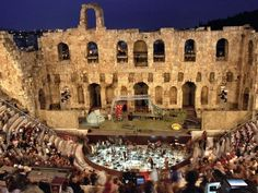 Concerts at the Odeon