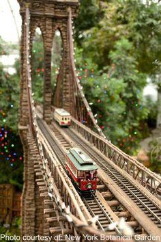 Love+Garden+crismas | ... Gardens Holiday Train Show Photo Courtesy of New York Botanical Garden