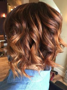 Perfect Hair color for short hairstyles 2016 - 2017