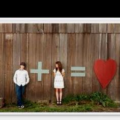 Cute for Save the Date.