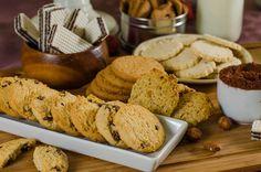 Kekse!! Auch alles Glutenfrei und Vegan!