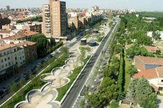 Rio Madrid, city of Madrid
