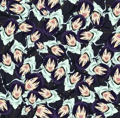 Yato the god of cat faces