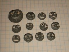FIMO Faces.JPG