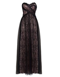 Lace Gown, Maxi dress