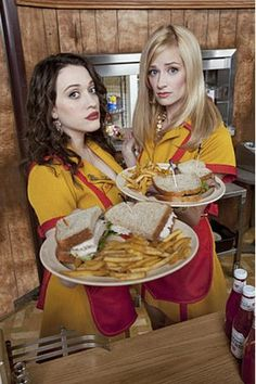 2 Broke Girls on CBS - show summary, episode guides, and full episodes available at TV.COM