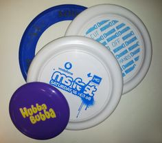 Frisbees!!!