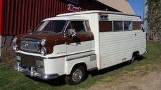 1952 Nash Camper