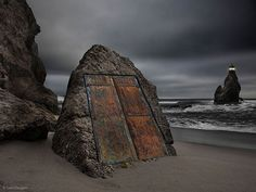 The Lighthouse Keeper's Door by Sean Duggan on 500px. http://500px.com/photo/26289411
