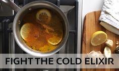 Fight the Cold Elixir - Prescribe Nutrition