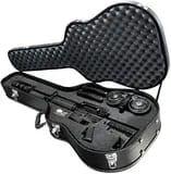 Locking Discreet Concealment Guitar Rifle Case & Diversion Safe Diversion Safe, Secret Hiding Places, Gun Cases, Shotgun, Firearms, Hand Guns, Guitar, Secret Hiding Spots, Pistols