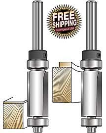 15 Best Straight Trim Router Bits Images Pattern Cutting Tongue
