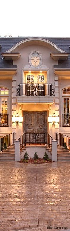 Formal French Chateau- ♔LadyLuxury♔