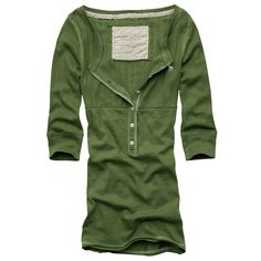 ❤ liked on Polyvore featuring tops, abercrombie, shirts, green shirt, abercrombie fitch shirts, green top, abercrombie fitch top and shirt top