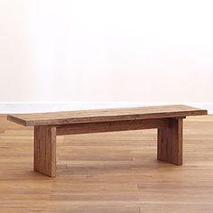 kitchen table bench idea
