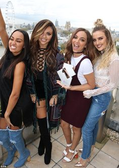 Number one: Little Mix's Shout Out To My Ex has made its way straight to the top of the Official UK Singles Chart