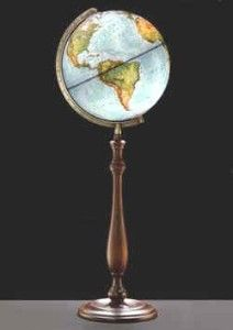National Geographic World Globes