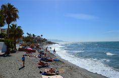 Playa de Torrecilla, Nerja