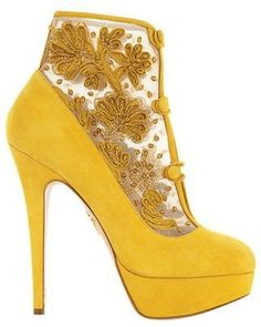 ?? Stunning Womens Shoes / Charlotte Olympia @}-,-; |2013 Fashion High Heels|