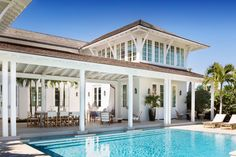 A Florida Home That Balances Moorish Touches with an Airy Beach Aesthe Photos | Architectural Digest