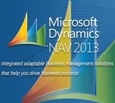 #Microsoft #Navision is one of the best #ERP software for small business! Contact us to known More! www.dynamicssquare.com