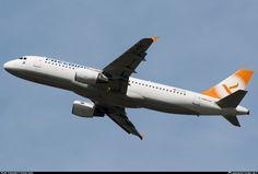 TC-FHC Freebird Airlines Airbus A320-214