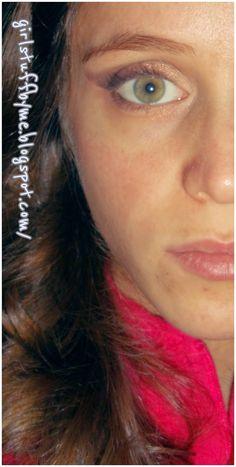 #makeup #greeneyes #dicademaquilhagem