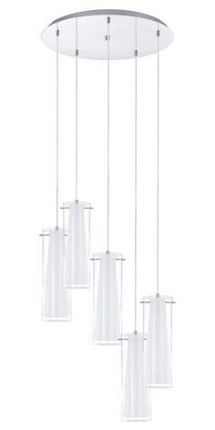 Lustr/závěsné svítidlo EGLO 93003 | Uni-Svitidla.cz Moderní #lustr vhodný jako centrální osvětlení interiérových prostor od firmy #eglo, #consumer, #interier, #interior #lustry, #chandelier, #chandeliers, #light, #lighting, #pendants