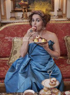 Helena Carter, Helena Bonham Carter, Belatrix Lestrange, Helen Bonham, Bellatrix, Best Actor, Older Women, Role Models, I Movie