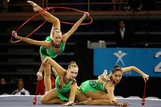08 Rhythmic Gymnastics Group National Championships (United States)