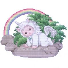 "9. ""Unicorn Preview"" - EMS Fantasy Babies"