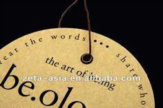 Clothing Hang Tags   clothing hang tag,View paper hang tag,Hang Tag Product Details from ...