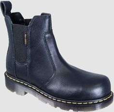 Dr. Martens St chelsea boot mens flux black. Dr. Martens. $118.75. Mens. INDUSTRIAL FULL GRAIN. IMPORTANT: One of the images in this listing is a SIZE CHART. Like many vendors, we sell Docs in UK sizes. Please check the size conversion chart before ordering.. Industrial. BLACK