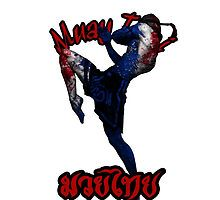Muay Thay Boxing - Thailand Martial Art  by lu2k