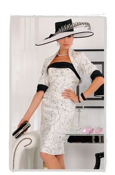This is what I want to wear when I go to the Kentucky Derby :)