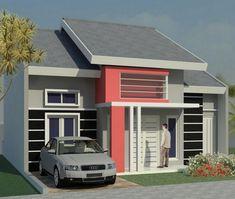 desain rumah minimalis 1 lantai lensa rumah pinterest