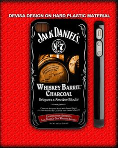 jack daniels on iphone 4, iphone 5 case