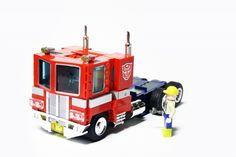 Lego, Optimus Prime, Transformers, Orion Pax, Lego, Transformers,Lego Transformers